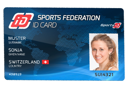 Access Card With ID Information
