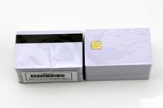 Rewritable PVC card