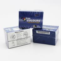 Zebra 800015-547 Half-Panel Color Ribbon Work on  Zebra P330i and P430i printers- YMCKO - 450 prints