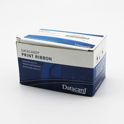 Datacard 549081-204 YMCKT color ribbon for use with the Datacard Magna Select