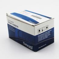 Datacard 532000-054  Metallic Sliver  Monochrome ribbon replace 552954-607 for the Datacard SD/SP printer