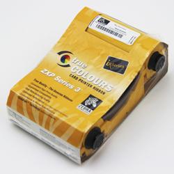 Zebra 800033-806 Gold Monochrome Ribbon - 1,000 prints