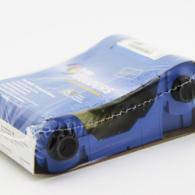 Zebra 800017-204 Blue Monochrome Ribbon - 1,000 prints