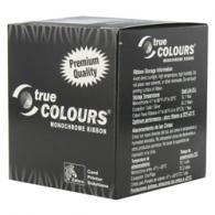 Zebra 800012-901 Black Monochrome Ribbon - K - 2,500 prints