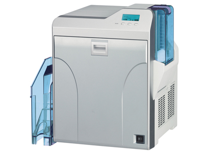 DNP CX-D80 Single Side Retransfer ID Card Printer with Single side Laminator