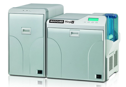 Magicard Prima4 Dual Side  Printer with Dual Side Laminator