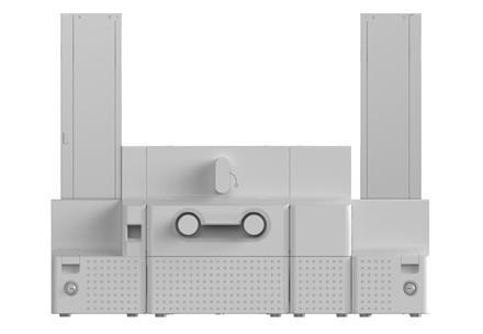 IDP Smart 70 Single Side Printer