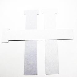 Evolis T-shape long Cleaning card