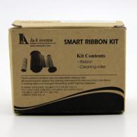 IDP Smart 659029 Holographic 1mil Patch Laminate  work on Smart-50L printer - 250 imprints