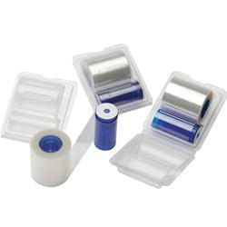 Datacard 508944-902 DuraGard 1.0mil clear UV protective laminate (full card with smart card  window)300 laminates