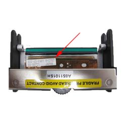 Fargo 86002 Replacement Printhead work on DTC550