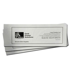 Zebra 105912G-707 Alcohol T Cleaning Cards