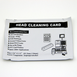 IDP  Smart  659008  Long Sleeve Cleaning Card kit