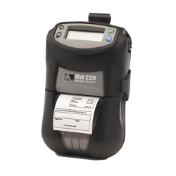 Zebra  RW220 Barcode Printer