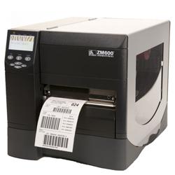Zebra ZM600 Barcode Printer