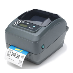 Zebra GX420t Barcode Printer