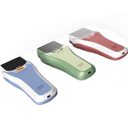 Portable E-Card Card Counter