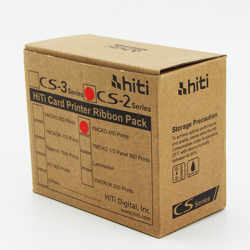 Hi-Ti CS-200E Half Panel color ribbon work on Hiti CS200E printer-560image/roll