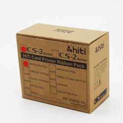 Hi-ti C3 YMCKO ribbon work on FAGOO P550/P560 Series printer -200image/roll