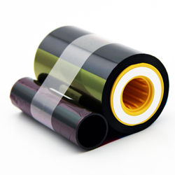 Magicard prima467 0.6mil customized holographic   laminate-600prints/roll