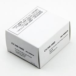 DNP CX Series Re-transfer Card Printers CY-340-100D Color Ribbon – YMCK – 1,000 prints